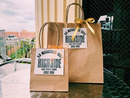 HIGHSIDE ORIGINAL WRAPPING