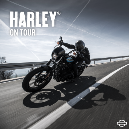 Harley On Tour Budapest