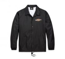 Patina Sixties Bar & Shield Logo Coaches Jacket