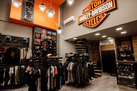 Harley-Davidson Fashion Store nyitóheti kedvezmények