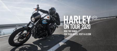 Harley on Tour Athena 27-28/6/2020