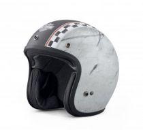 Gloss Black Thunder Tribe 3/4 Helmet