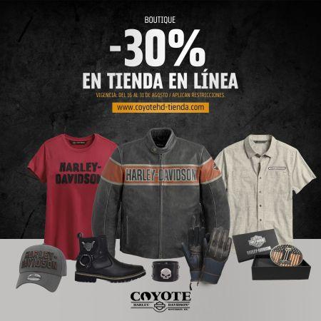 -30% Tienda en línea