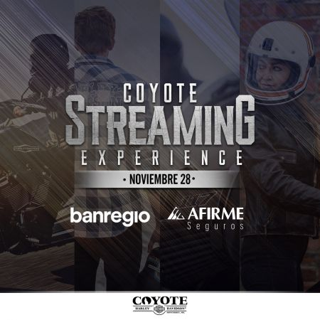 COYOTE STREAMING EXPERIENCE